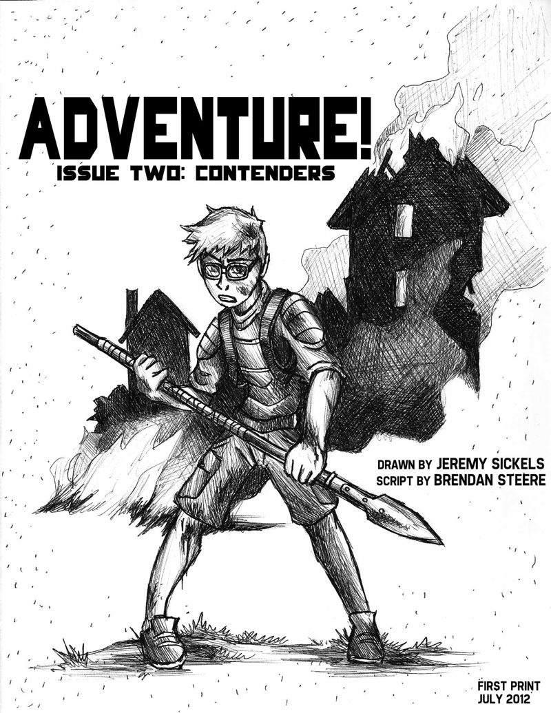 Issue 2: Contenders